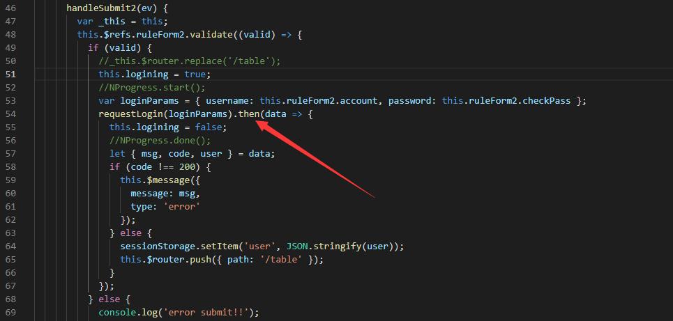 vue API 接口管理