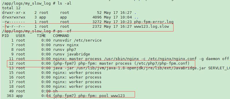 php-fpm-worker