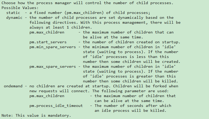 php-fpm-child-process