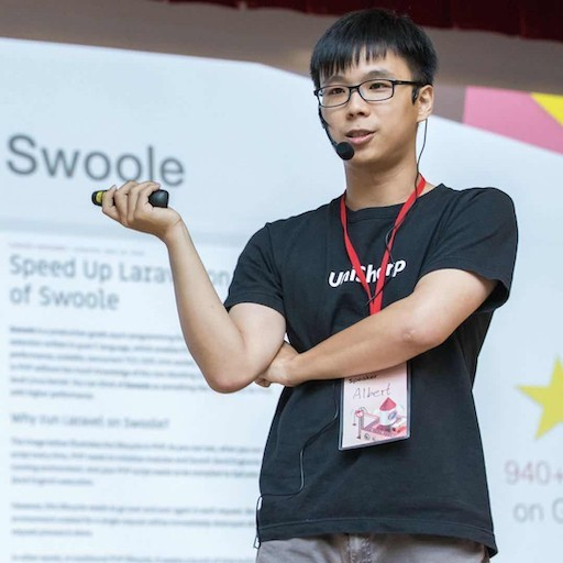 Laravel Conf China 2019 之 Albert Chen