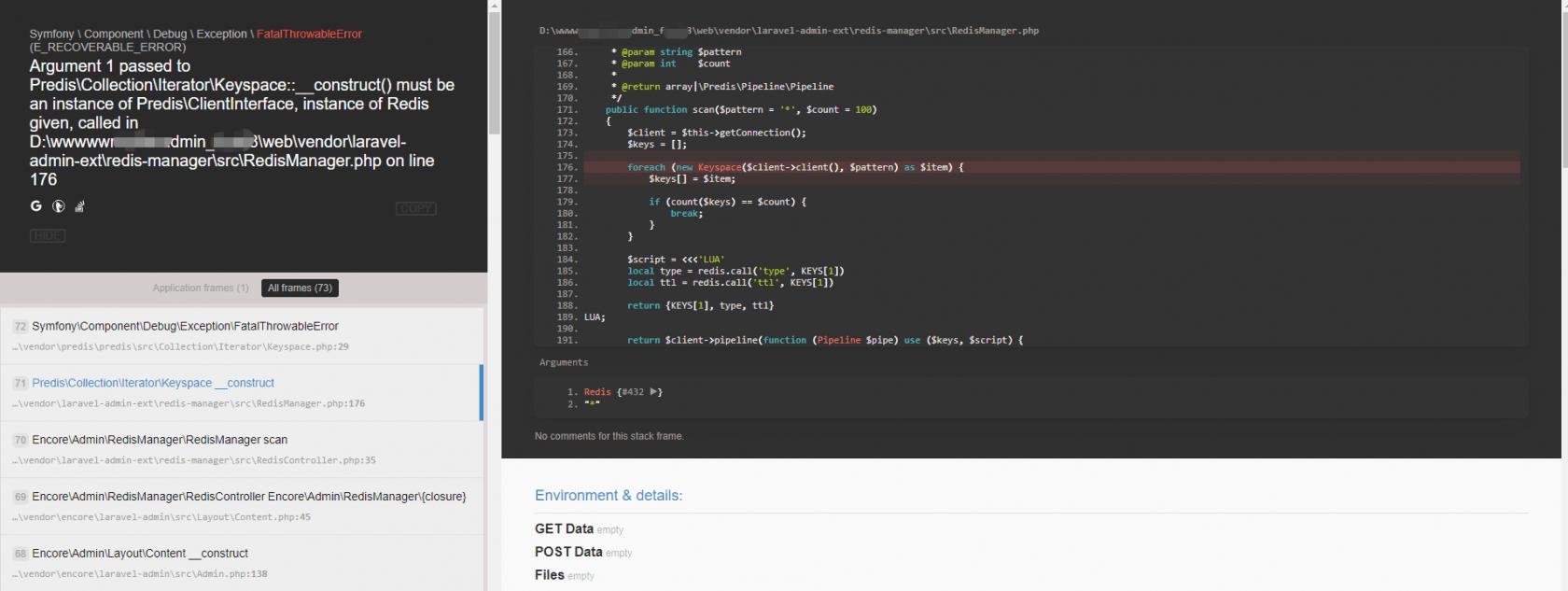 Laravel Redis 切换到 phpredis