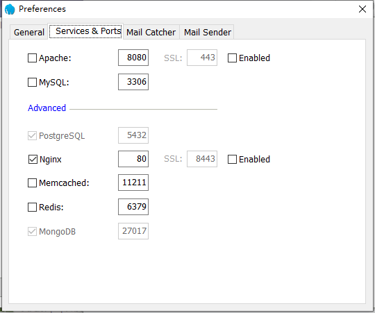 laragon 简单好用的 PHP 环境