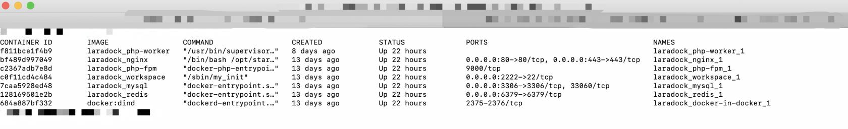 撸了快 3 年的 Laravel 了,尽量这周分享本人使用的多台服务器集群部署方案