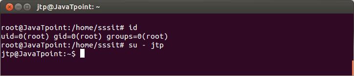 Linux su Commands3