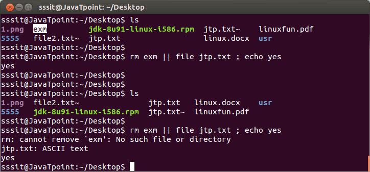 Linux Double Vertical Bar1