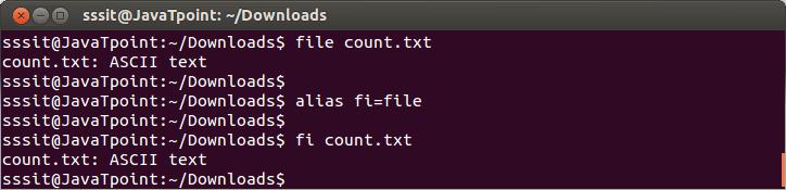 Linux Aliases1