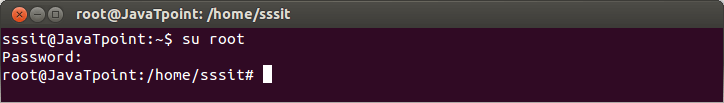 Linux su Commands2
