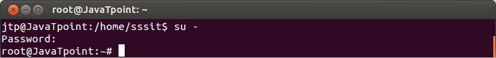 Linux su Commands6
