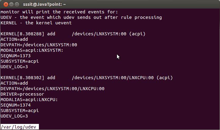 Linux Less Command1