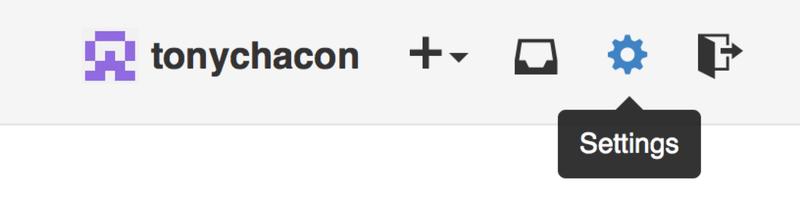 """Account settings""链接。"