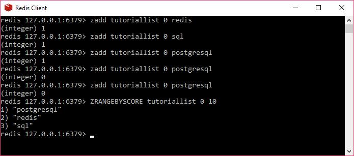 Redis Data Types 5
