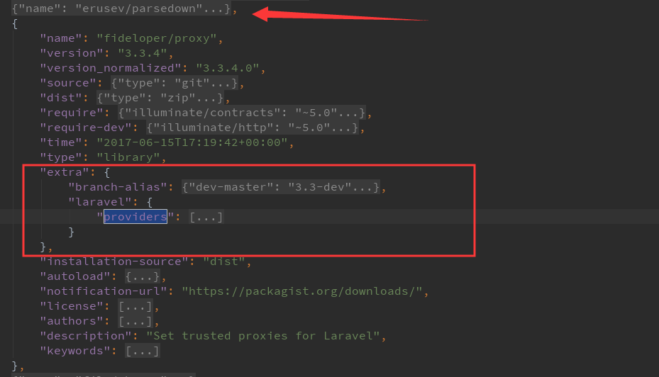 如何开发Laravel扩展包和发布到composer