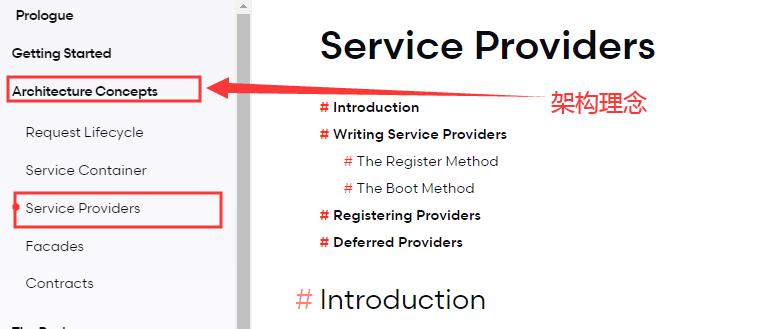老司机带你深入Laravel之ServiceProvider