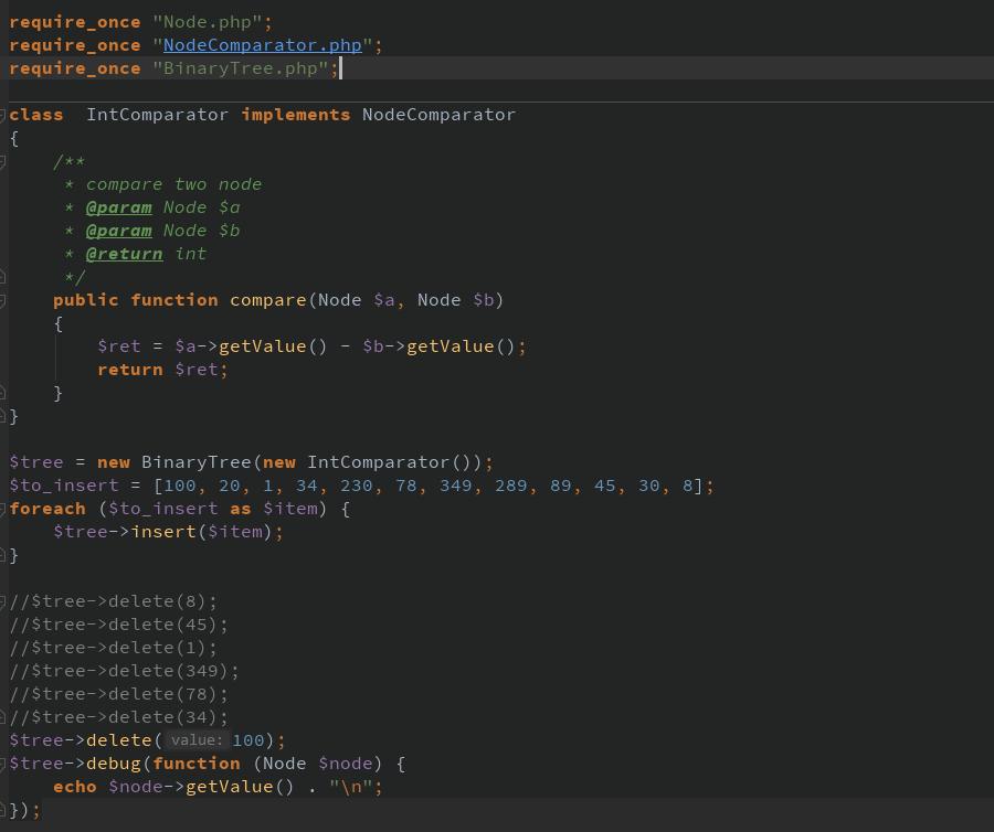 老死机带你用PHP实现数据结构之二叉树