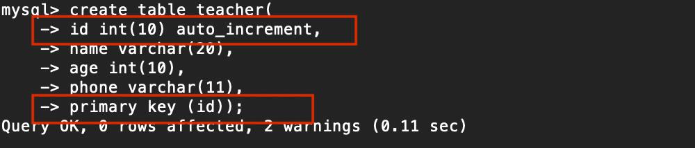 MySQL的索引类型及创建维护