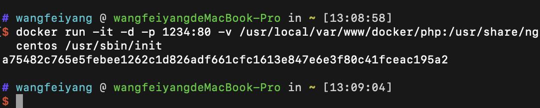 本地使用 docker 快速搭建一个 PHP7.4 学习环境