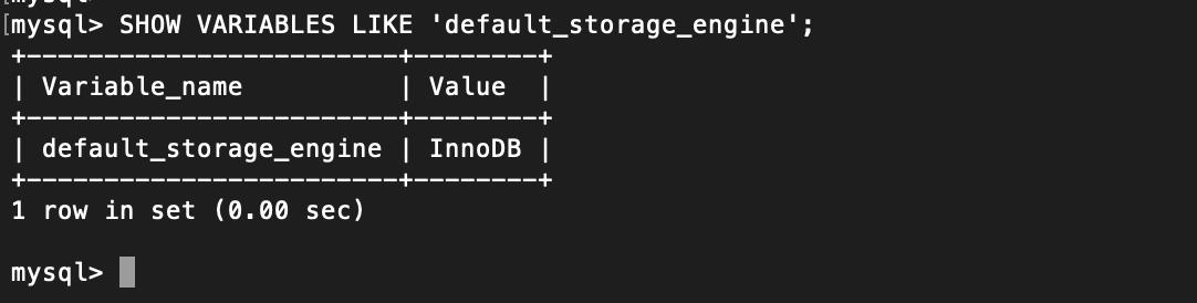 MySQL 的启动选项和系统变量