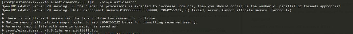 centos7下安装Elasticsearch