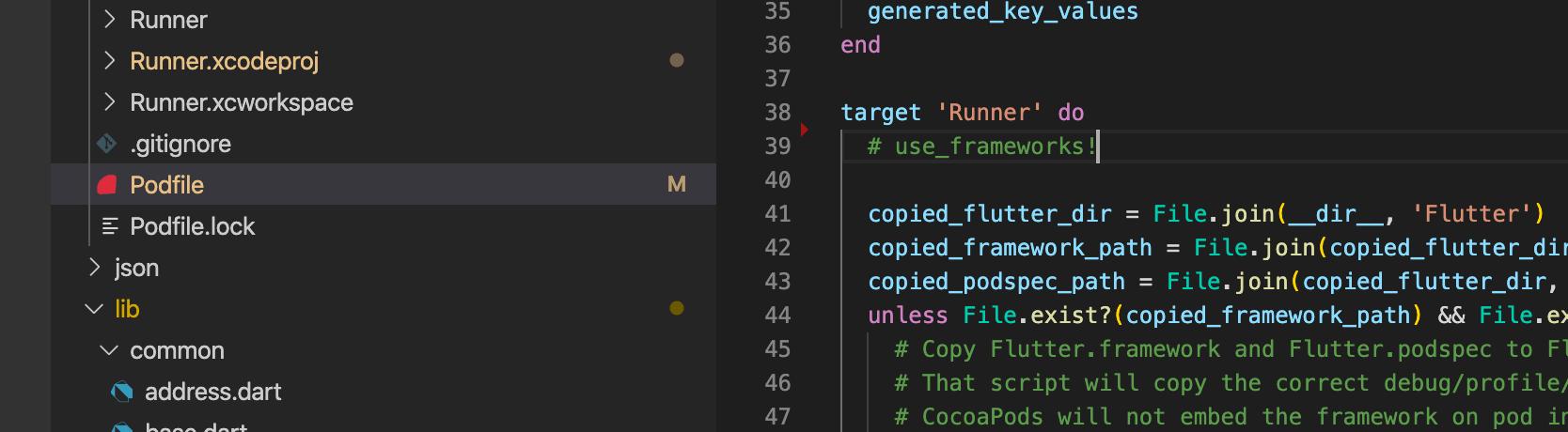 你有没有遇到 use_frameworks! 尴尬的局面? podfile 加也不是,不加也不是,求解。