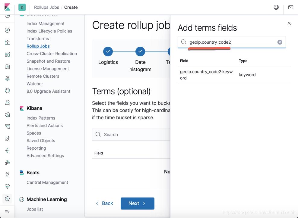 【转载】Elasticsearch:rollup - 索引管理