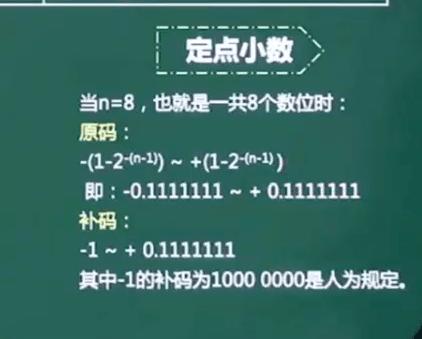 计算机组成与体系结构-数值表示范围-浮点数计算