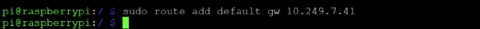 树莓派如何通过FAN-4G-HAT访问互联网