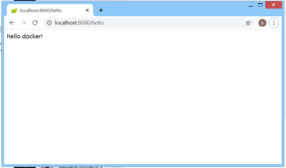 初试Docker 搭建SpringBoot 项目