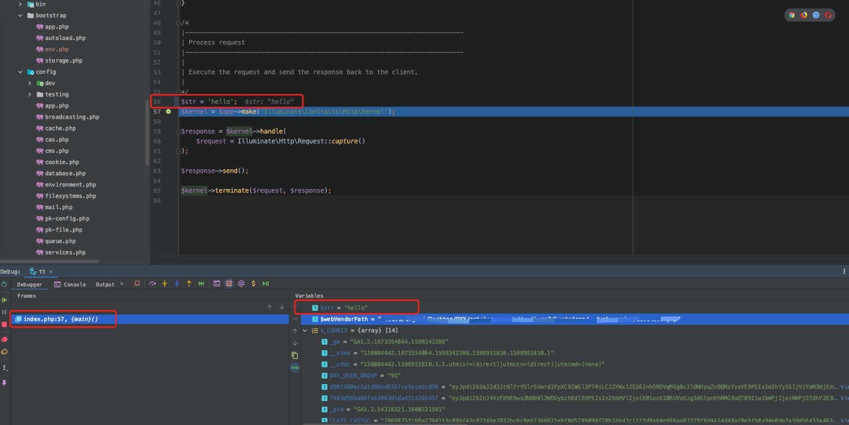 从1开始的PHPStorm+Xdebug包搭建不包使用教程