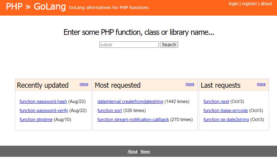 为 PHP 转 Go 的朋友们推荐一款神器