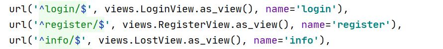求问,用Django做登录功能时发现一个bug,排查不出来是哪儿错了,求大佬指点