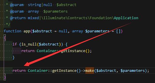 laravel的response()函数中,输入array却响应json的原因