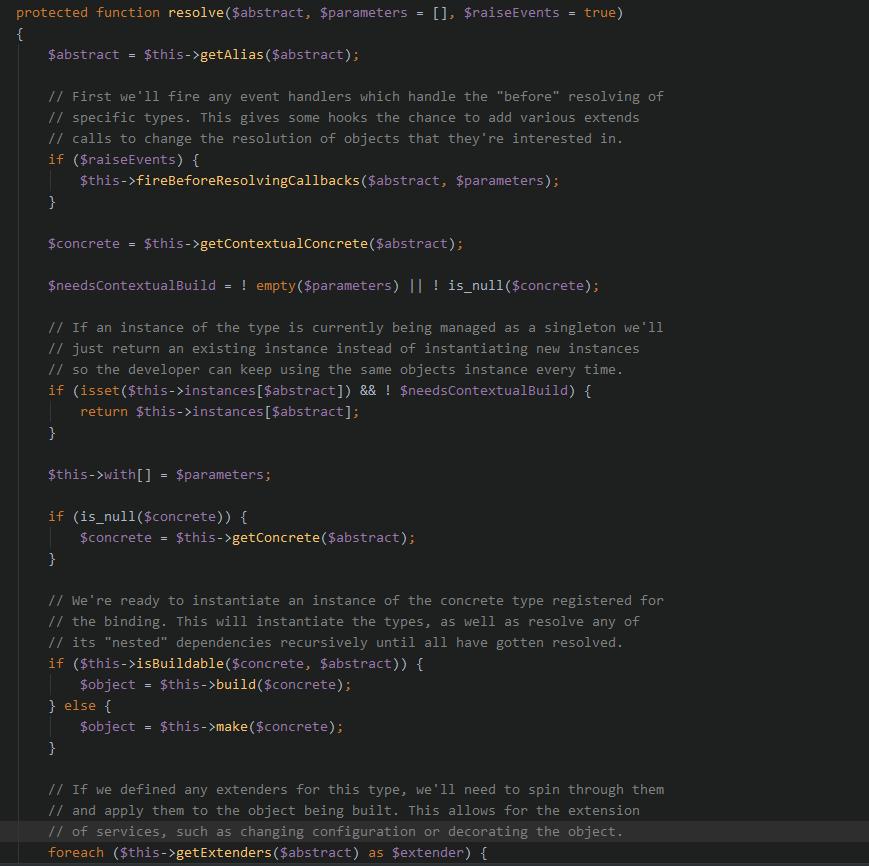 PHP8 之 mini-laravel