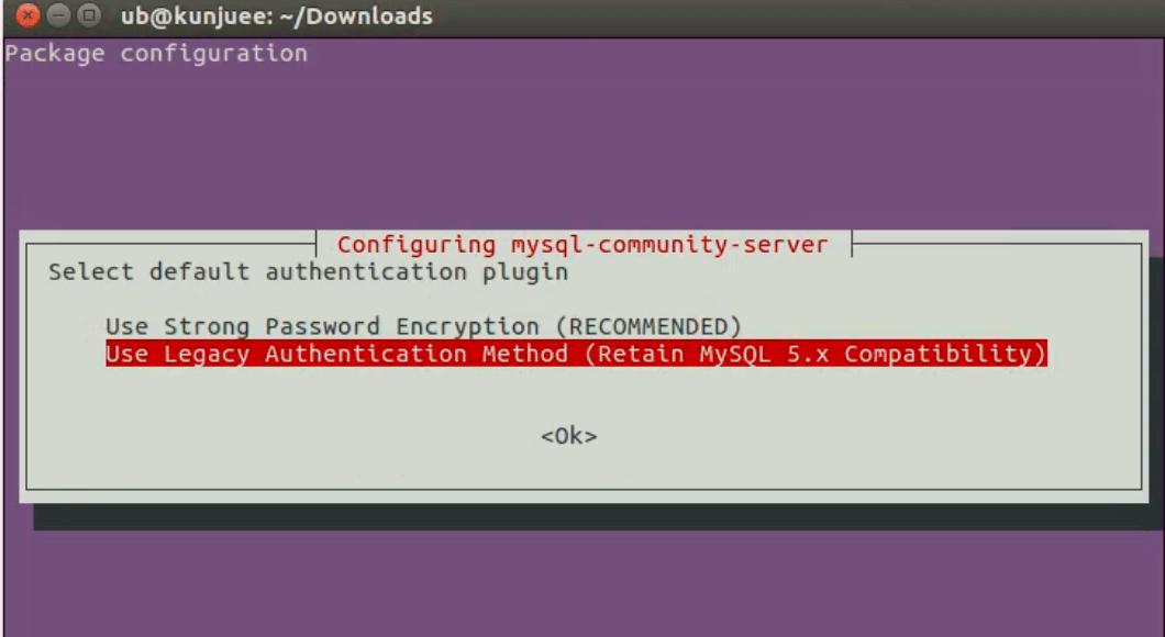 Ubuntu 16.04 安装 Mysql 8.0