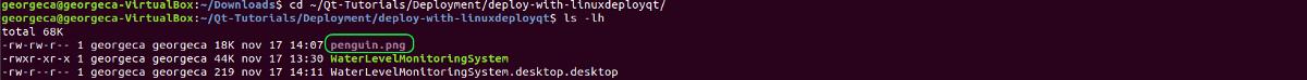 用 linuxdeployqt 把 Qt 应用部署到 Linux