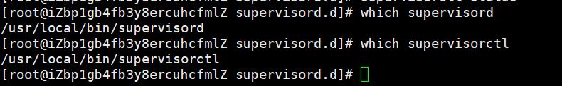 请教supervisord无法加载自定义配置文件的问题