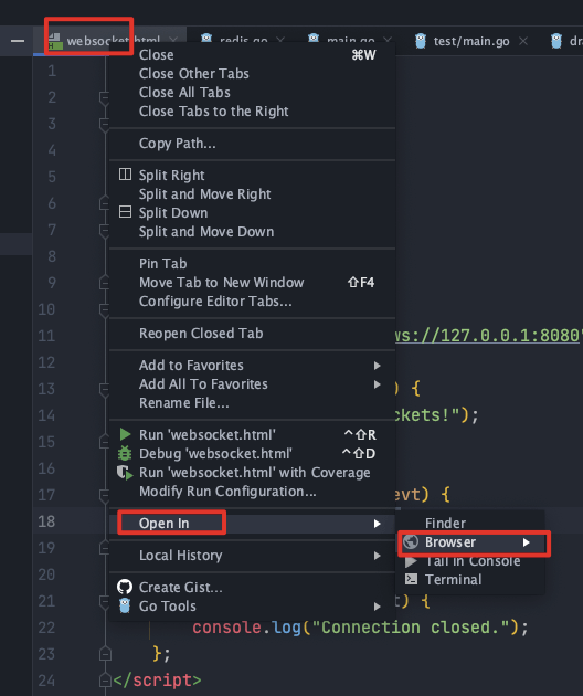 请教一个 GO websocket goroutine 无限增长问题